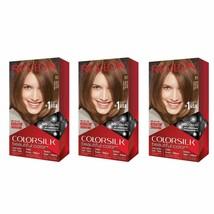 (3) Revlon Colorsilk Beautiful Color Permanent Hair Dye w Keratin 51 Lig... - $24.74