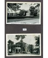Lot VTG 2 Greensboro College For Women WCUNC North Carolina Postcards Un... - $8.99