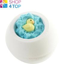 Ugly Duckling Bath Blaster Bomb Cosmetics Kukui Nut Geranium Handmade Natural - $5.83