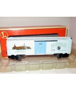 LIONEL LTD PROD.- NATL TOY TRAIN MUSEUM YEAR 2000. BOXCAR- 0/027 - LN- S26 - $63.65