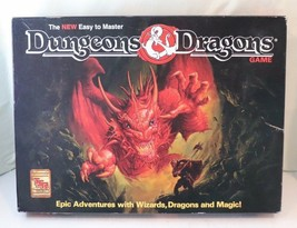 Vintage 1991 TSR Dungeons And Dragons Board Game  - $79.99