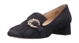 Nine West Womens Wadley Moccasins Blau (French Navy) 7 UK - $121.00