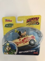 Disney Mickey and the Roadster Racers Goofy's Spaghetti Mayhem - $7.99