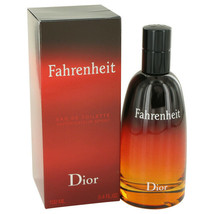 FAHRENHEIT by Christian Dior Eau De Toilette Spray 3.4 oz for Men - $94.05