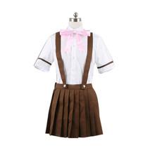 Higurashi When They Cry Higurashi no Naku Koro ni Rika Furude Uniform  Cosplay C - $75.00