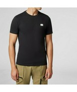 C.P.Company Men's Jersey 30/1 Logo Tee TNEW AUTHENTIC Black 09CMTS026A 0... - $69.99