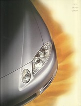 1995 Lexus SC Coupe sales brochure catalog 95 US 300 400 Soarer - $15.00