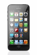 Apple iPhone 5 Sprint Cellphone, 16GB, Black