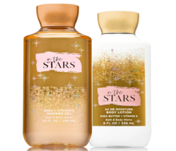 Bath & Body Works In the Stars  Body Lotion + Shower Gel Duo Set - $26.41