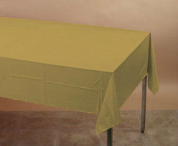 Gold Table Cover - $8.83
