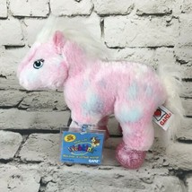 Webkinz Pink Pony Horse With Code Plush Stuffed Animal Toy Ganz NEW - $7.91