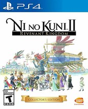 Ni No Kuni II: Revenant Kingdom - PlayStation 4 Collector's Edition - $122.16