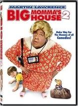 DVD - Big Momma's House 2 DVD  - $11.94