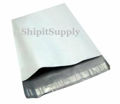 1-1000 19x24 White Poly Mailer Shipping Bags Fast Shipping - $1.99+