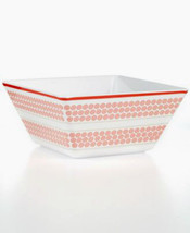 Martha Stewart Everyday Melamine Collection Pinwheel Cereal Bowl Set of 4 - $25.25