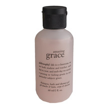 Philosophy Amazing Grace Shampoo, Bath & Shower Gel, Travel Size 60ml/2oz - $7.00