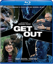 Get Out [Blu-ray + DVD] (2017)