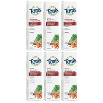 Tom's of Maine Natural Care Toothpaste, Propolis & Myrrh, Antiplaque, Ci... - $28.86