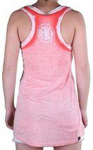 Bench Womens Curloss Red Orange Good Times Cotton Tank Top Shirt image 3