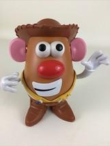 Disney Toy Story Mr Potato Head Sheriff Woody's Tater Roundup Figure 201... - $22.23