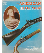 February 1968,  AMERICAN RIFLEMAN MAGAZINE, Pre-owned, very good condition - $7.50