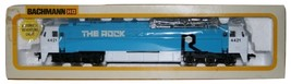 Bachmann E60CP Electric Loco, The Rock HO, NIB Blue and White New, 4421