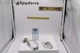 Rivet Rhythm Earphones and Lanyard w/Case for iPod Nano 1G - Graphite - $21.03