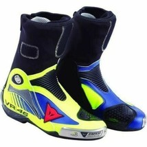 VR 46  Motorbike leather boots CE Approved - $140.00