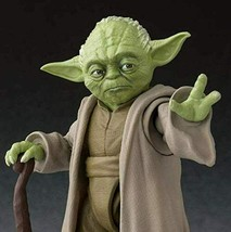 Bandai S.H.Figuarts Yoda STAR WARS Revenge of the Sith Limited Figure  w... - $169.77