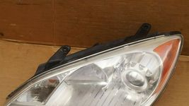 10-12 Hyundai Genesis Coupe Headlight Head Light Halogen Driver Left LH image 5