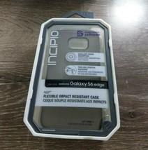 NEW Incipio NGP Flexible Impact Case For Samsung Galaxy S6 Edge Cover Pr... - $11.76