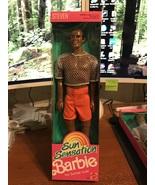 1991 Mattel Sun Sensation Steven Barbie Doll #1396 NIB - $16.99