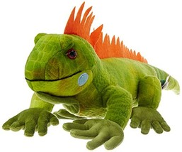Wild Republic Iguana Plush, Stuffed Animal, Plush Toy, Kids Gifts, Cuddl... - $16.57