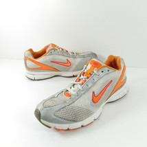 Nike Air Track Star 3 Womens Size 8.5 White Orange Pink Running Shoes 31... - $18.00