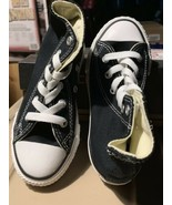 Converse All Star High Canvas Shoes Youth 10.5 - $26.73
