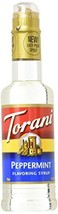 Torani Syrup, Peppermint, 12.7 Fluid Ounce - $7.91
