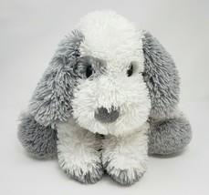 "18"" BIG TOYS R US 2013 GREY & WHITE FLOPPY PUPPY DOG STUFFED ANIMAL PLUS... - $64.52"