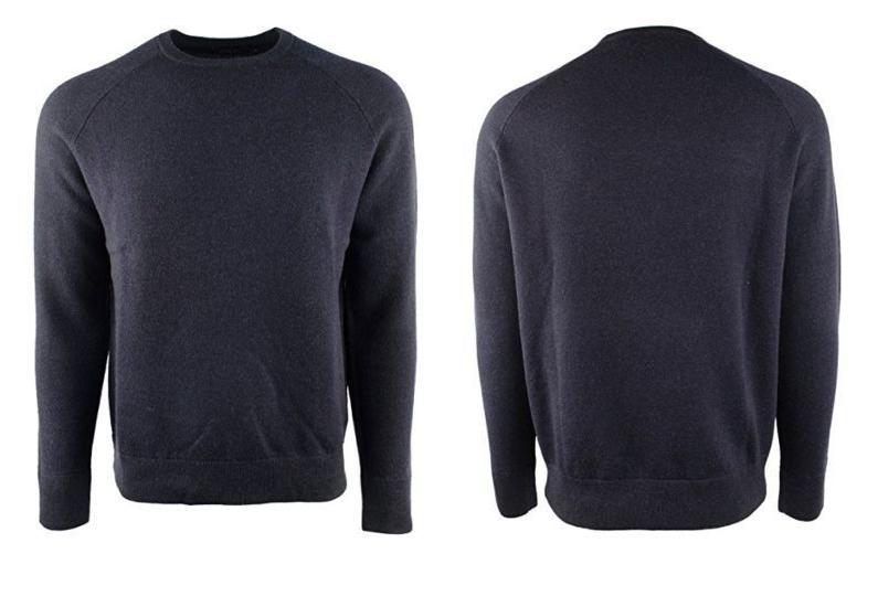 19f1e627dc858e 57. 57. $225 Polo Ralph Lauren Men's Merino Wool Crewneck Sweater, Navy  Twill, Size S. Free Shipping