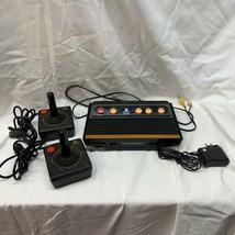 Atari Flashback 3with 2 Contrôleurs, Puissance Câble Testé - $12.04