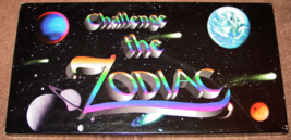 CHALLENGE THE ZODIAC GAME 1997 PARTS FACTORY SEALED parts COMPLETE  NEW ... - $20.00
