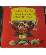 Hints, Allegations & Things Left Unsaid by Collective Soul teated ship i... - $11.74