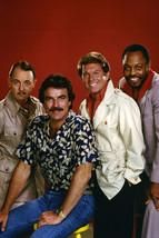 Magnum, P.i. Tom Selleck John Hillerman Larry Manetti Roger Mosley 18x24... - $23.99