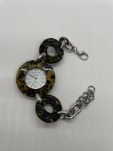 Unique Vintage Geneva Platinum Ladies Watch - $39.59