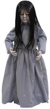 HALLOWEEN LIL SWEET VENGEANCE GIRL ZOMBIE SOUND  PROP DECORATION HAUNTED... - $49.90
