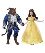 Disneys Beauty & The Beast Grand Romance Movie Doll 2 Pack Belle & Beast - €49,65 EUR