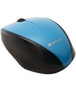 Verbatim 97993 Wireless Multi-Trac Blue LED Optical Mouse (Blue) - $31.87