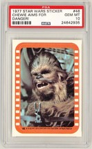 1977 Topps Star Wars Pegatinas #46 PSA 10 - €43,55 EUR
