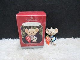 1998 Feliz Navidad, Hallmark Keepsake Christmas Tree Ornament, Holiday D... - $6.95