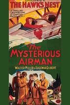 The Mysterious Airmen - the Hawks Nest - Art Print - $19.99+