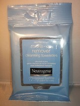 Neutrogena MAKE-UP REMOVER 7 Count Pre-Moistened Cleansing Towelettes Soft New - $7.92